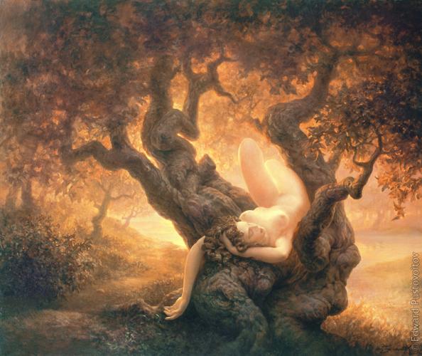 Осень. (частная коллекция, Рига)